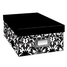 Pioneer - Photo Video Box - Damask
