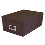 Pioneer - Photo Video Box - Dark Brown