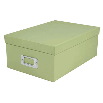 Pioneer - Photo Video Box - Sage Green