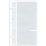 Pioneer - 3-Up Page Refills - 10 pages - 5 Pack