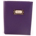 Pioneer - Carde Sewn Photo Album - 208 4x6 Inch Photo Pockets - Bright Purple - 2 Up Album