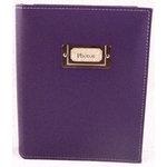 Pioneer - Carde Sewn Photo Album - 208 4x6 Inch Photo Pockets - Bright Purple - 2 Up Album