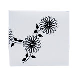 Pioneer - 2 Up Album - 200 4x6 Inch Photo Pockets - Embroidered Fabric Cover - White