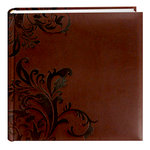 Pioneer - 2 Up Album - 200 4x6 Inch Photo Pockets - Brown