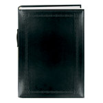Pioneer - 3 Up Album - 300 4 x 6 Inch Photo Pockets - Black