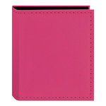 Pioneer - 1 Up Album - 40 Instant Prints Photo Pockets - Pink
