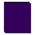 Pioneer - 1 Up Album - 40 Instant Prints Photo Pockets - Purple