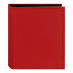 Pioneer - 1 Up Album - 40 Instant Prints Photo Pockets - Red