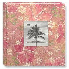 Pioneer - 12x12 E-Z Load Album - Hibiscus Window Album