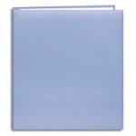 Pioneer - EZ Load Memory Book - 8.5 x 11 - 20 Top Loading Pages - Baby Blue