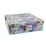 "Pioneer - 12"" x 12"" Scrapbooking Storage Box - Jessicas Floral"
