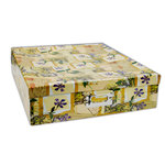 Pioneer - 12 x 12 Scrapbooking Storage Box - Paris Postale