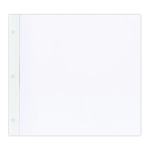Pioneer 12 x 12 Top Loading Refills - White - 5 Pack
