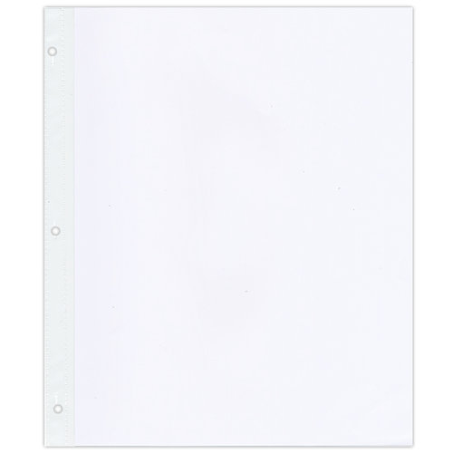 Pioneer - 12x15 Page Refills - Page Protectors