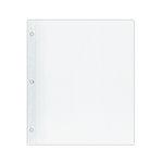Pioneer - 8.5 x 11 Top Loading Refills - White - 5 Pack