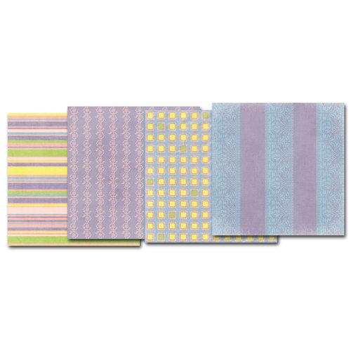 E-Kit Papers (Digital Scrapbooking) - Garden Path 1