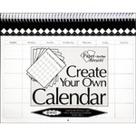 Paper Accents - Create Your Own Calendar - 8.5 x 11 - 14 Month