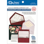 Paper Accents - Templates - Envelope Liner