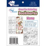 Paper Accents - Creative Coloring Collection - Bookmarks - Home