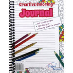 Paper Accents - Creative Coloring Collection - Journal - 5 x 7 - Lined