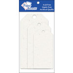 Paper Accents - Craft Tags - Assorted Sizes - Birch