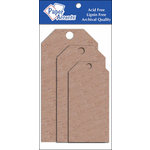 Paper Accents - Craft Tags - Assorted Sizes - Chipboard