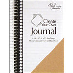 Paper Accents - Create Your Own Journal - 4.5 x 6.5 - Lined