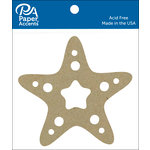 Paper Accents - Chipboard Shapes - Starfish