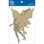 Paper Accents - Chipboard Shapes - Fairy