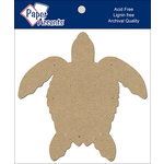 Paper Accents - Chipboard Shapes - Sea Turtle