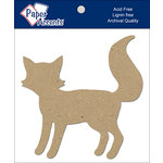Paper Accents - Chipboard Shapes - Fox