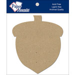 Paper Accents - Chipboard Shapes - Acorn