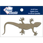 Paper Accents - Chipboard Shapes - Gecko