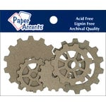 Paper Accents - Chipboard Shapes - Sprockets