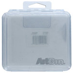 Art Bin - Slim Line Box - 4 x 4 - Open Core