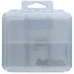 Art Bin - Slim Line Box - 4 x 4 - Six Compartment