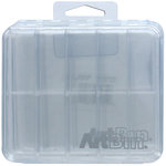 Art Bin - Slim Line Box - 4 x 4 - Ten Compartment