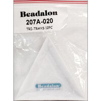 Beadalon - Tri-Trays - 12 piece