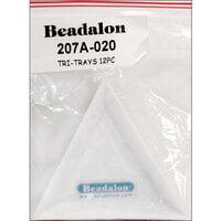 Beadalon - Tri-Trays - 12 piece