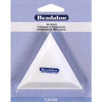 Beadalon - Tri-Trays - 3 piece