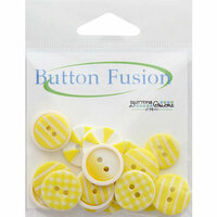 Buttons Galore - Button Fusion Collection - Sunburst