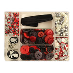 28 Lilac Lane - Craft Embellishment Kit - Pirates Life