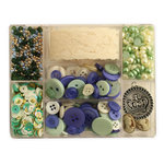 28 Lilac Lane - Craft Embellishment Kit - Tea Time