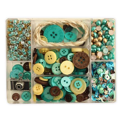 28 Lilac Lane - Craft Embellishment Kit - Let's Go