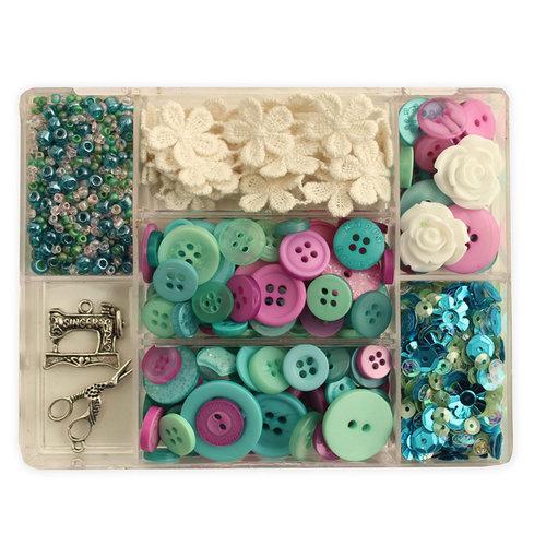 28 Lilac Lane - Craft Embellishment Kit - Sew Crafty
