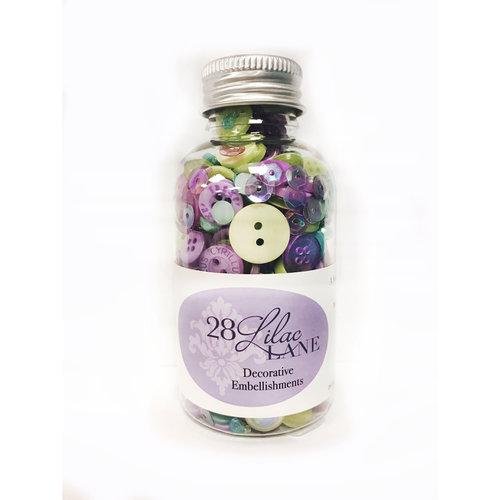 28 Lilac Lane - Deco Embellish Bottle - Gemstones