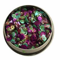 28 Lilac Lane - Sequin Tin - Violet Blossom