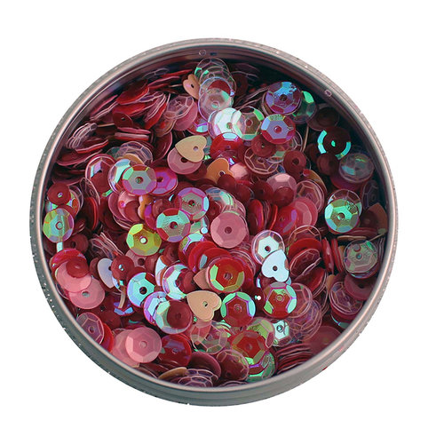 28 Lilac Lane - Sequin Tin - My Valentine