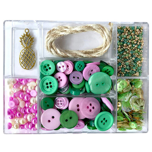 28 Lilac Lane - Embellishment Kit - Aloha