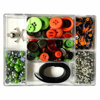 28 Lilac Lane - Embellishment Kit - Halloween Night